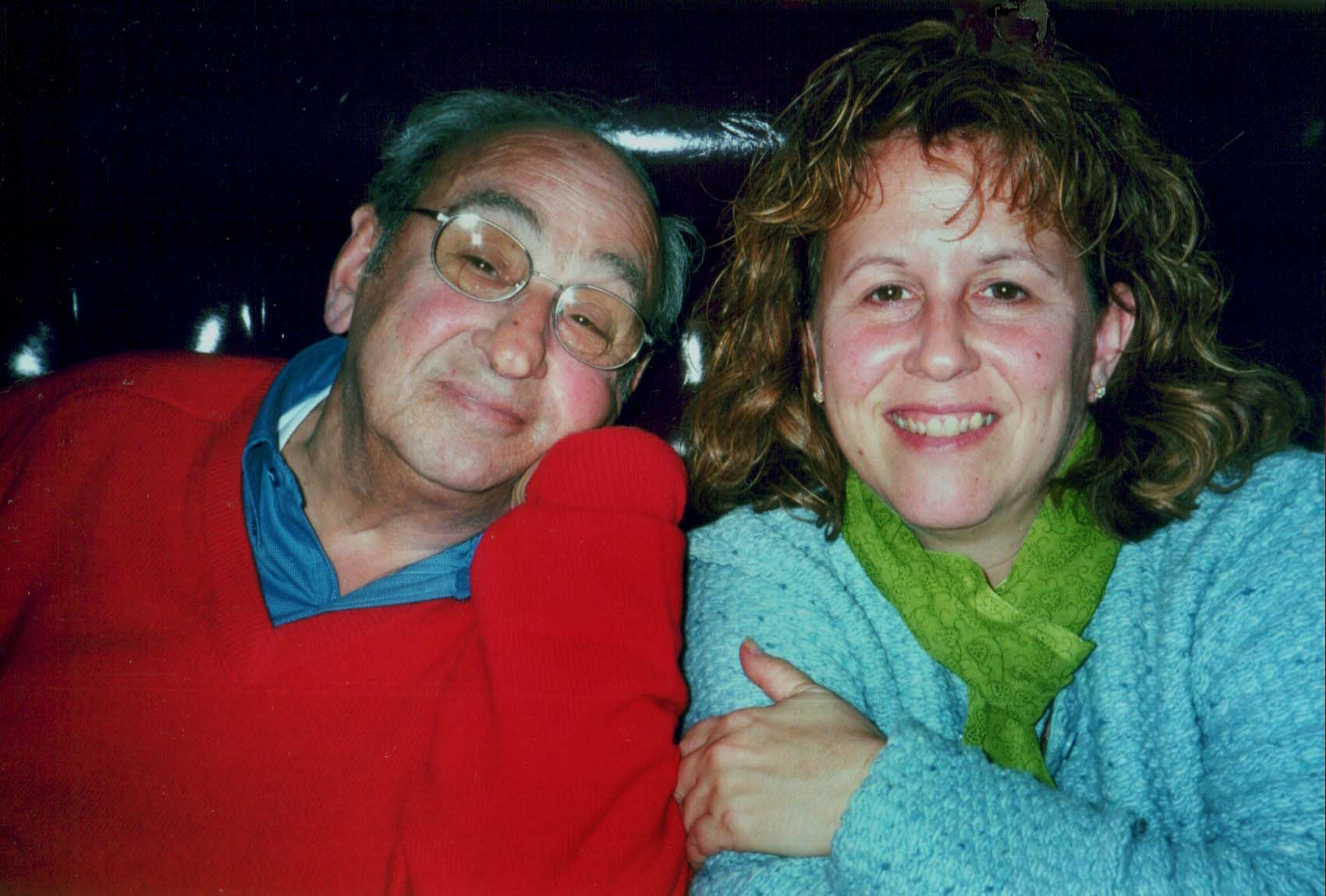Carl and Joy Sherman